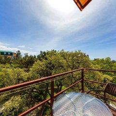 Гостиница Кузбасс в Большом Геленджике 3 отзыва об отеле, цены и фото номеров - забронировать гостиницу Кузбасс онлайн Большой Геленджик балкон