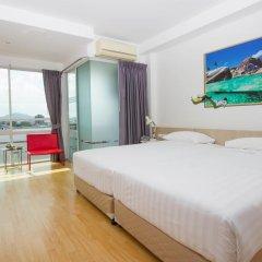 Отель Rang Hill Residence 4* Улучшенный номер с 2 отдельными кроватями фото 2