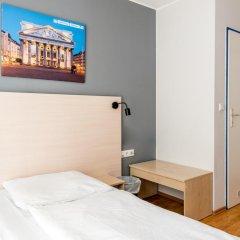 Отель A&O Wien Stadthalle 2* Стандартный номер с различными типами кроватей фото 3