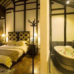 Отель Suzhou Shuian Lohas Вилла с различными типами кроватей фото 20