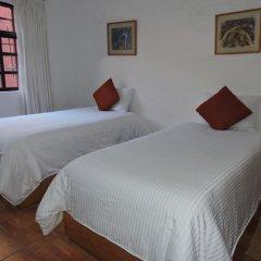 Отель Casa Coyoacan Стандартный номер фото 7