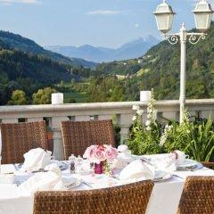 Отель Park- und Vitalresidenz Quellenhof Сан-Мартино-ин-Пассирия балкон