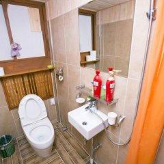 Отель Bukchonmaru Hanok Guesthouse 2* Стандартный номер с различными типами кроватей фото 5
