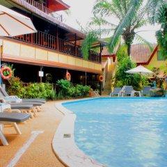 Отель Deevana Krabi Resort Adults Only бассейн