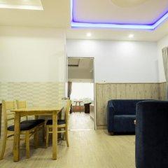 Апартаменты Bach Duong Apartment питание