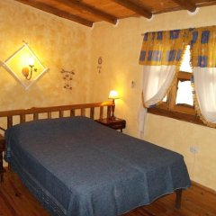 Отель Cabañas La Higinia Сан-Рафаэль комната для гостей фото 2