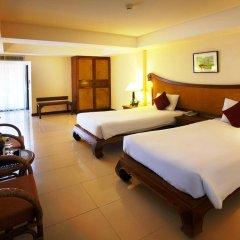 Floral Hotel Lakeview Koh Samui сейф в номере