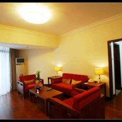 Отель Ming Wah International Convention Centre Люкс