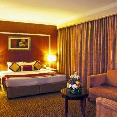 Ramee Royal Hotel 4* Люкс с различными типами кроватей фото 12