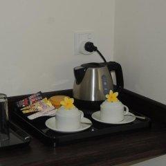 Hotel La Roussette 3* Стандартный номер с двуспальной кроватью фото 4
