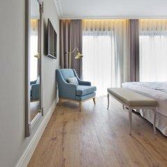 Отель Eurostars Porto Douro Порту комната для гостей фото 7