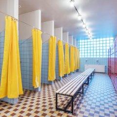 Fabrika Hostel & Suites - Hostel Кровать в общем номере с двухъярусной кроватью фото 4