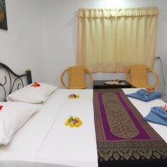 Отель Lanta Island Resort 3* Бунгало Делюкс с различными типами кроватей фото 3