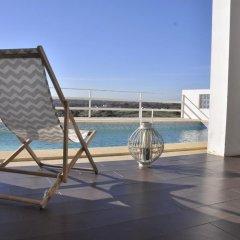 Отель Casa Serra e Mar фитнесс-зал