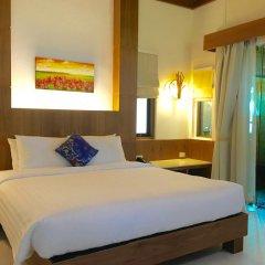 Отель Tup Kaek Sunset Beach Resort 3* Номер Делюкс с различными типами кроватей