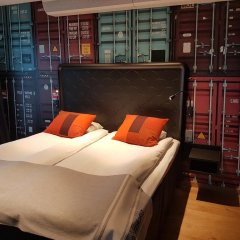 Отель Comfort Goteborg Гётеборг комната для гостей фото 5