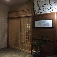 Отель Hanasansui Япония, Минамиогуни - отзывы, цены и фото номеров - забронировать отель Hanasansui онлайн интерьер отеля фото 2
