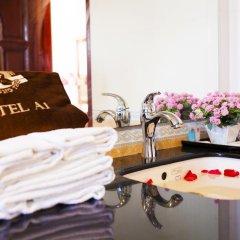 A1 Hotel 3* Стандартный номер с 2 отдельными кроватями фото 3