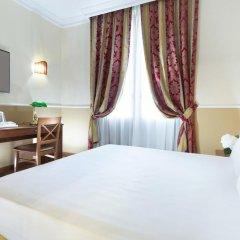 Отель Milton Roma 4* Стандартный номер фото 8