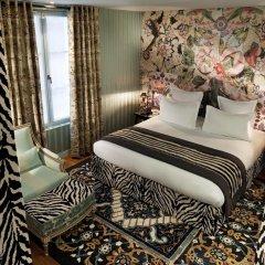 Отель Hôtel du Petit Moulin 4* Номер Делюкс с различными типами кроватей фото 5