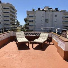 Hotel Capri балкон
