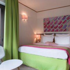 Отель Hôtel Paris Louis Blanc - Paris 10 3* Стандартный номер с различными типами кроватей