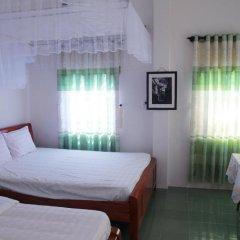Отель Sac Xanh Homestay Стандартный семейный номер с двуспальной кроватью фото 3