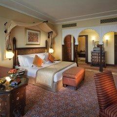 Отель Jumeirah Al Qasr - Madinat Jumeirah 5* Улучшенный номер с различными типами кроватей фото 11