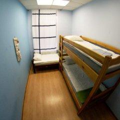 Fantomas Hostel Номер Эконом разные типы кроватей фото 3