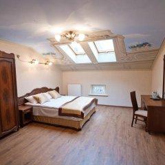 Гостевой Дом Inn Lviv 4* Стандартный номер фото 8