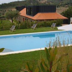 Отель Quinta dos Avidagos бассейн