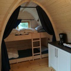 Отель Bø Camping og Hytter спа
