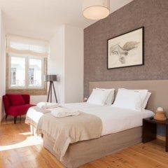Отель Feels Like Home Rossio Prime Suites 4* Стандартный номер фото 23