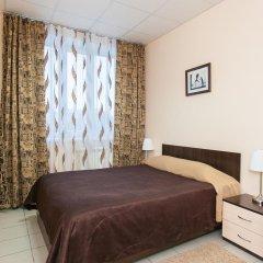 Гостиница Перекресток Стандартный номер 2 отдельные кровати фото 5