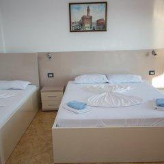Отель Mucobega Hotel Албания, Саранда - отзывы, цены и фото номеров - забронировать отель Mucobega Hotel онлайн комната для гостей фото 3