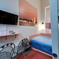 Мини-отель 15 комнат 2* Стандартный номер с разными типами кроватей (общая ванная комната) фото 6