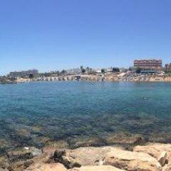 Отель Villa Amanda Кипр, Протарас - отзывы, цены и фото номеров - забронировать отель Villa Amanda онлайн пляж