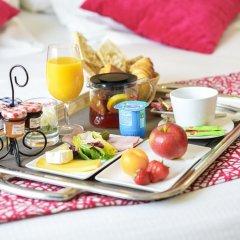Отель Best Western Saphir Lyon 4* Стандартный номер с различными типами кроватей фото 8