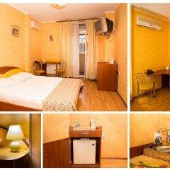 Комфорт Отель 3* Улучшенный номер с различными типами кроватей фото 13