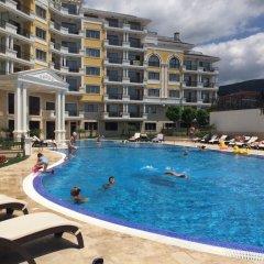 Отель Вилла Florence Болгария, Свети Влас - отзывы, цены и фото номеров - забронировать отель Вилла Florence онлайн бассейн фото 3