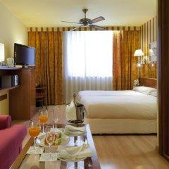 Senator Barcelona Spa Hotel 4* Улучшенный номер с различными типами кроватей фото 3