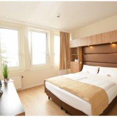 Отель Motel Plus Berlin 3* Номер Комфорт с различными типами кроватей фото 8