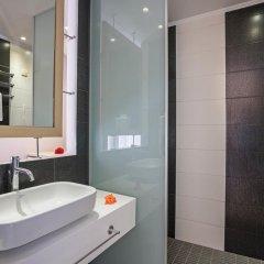 Отель Apollo Hotel 1 Греция, Георгиополис - отзывы, цены и фото номеров - забронировать отель Apollo Hotel 1 онлайн ванная фото 2