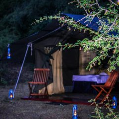 Отель Tuskers Camping развлечения