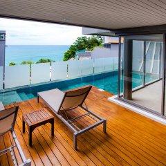 Отель Kalima Resort & Spa, Phuket 5* Номер Делюкс с двуспальной кроватью фото 10