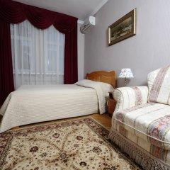 Гостиница Планета Люкс 4* Номер Комфорт с различными типами кроватей фото 6