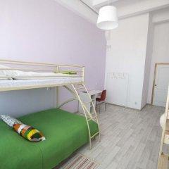Хостел Bla Bla Hostel Rostov Стандартный семейный номер с двуспальной кроватью фото 4
