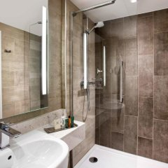 Отель Hilton Edinburgh Carlton 4* Представительский номер с разными типами кроватей фото 4