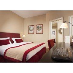 Dei Borgognoni Hotel 4* Стандартный номер с двуспальной кроватью фото 2