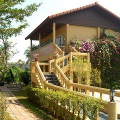 Отель Pictory Garden Resort 3* Стандартный номер с разными типами кроватей фото 6